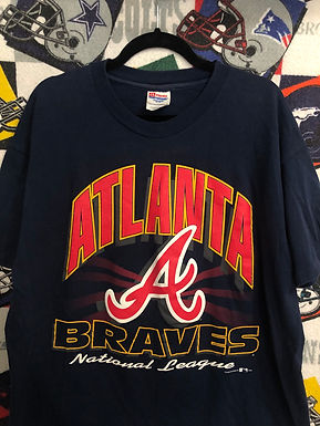 Vintage 1994 Atlanta Braves T-shirt XL