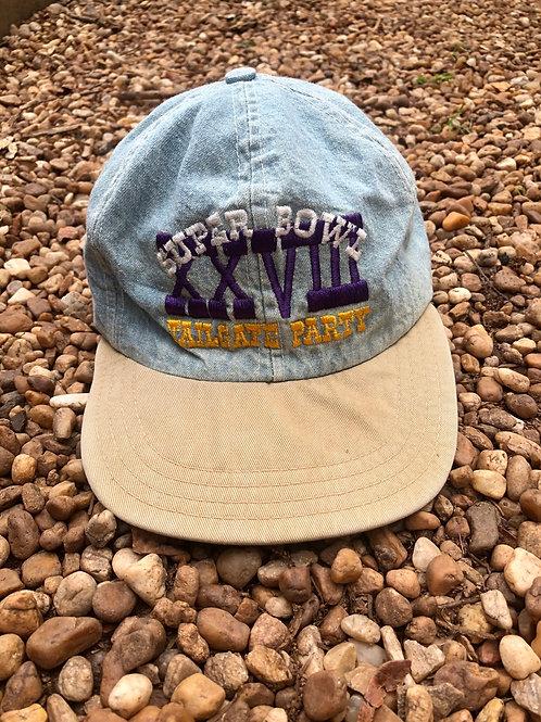 Super Bowl XXVIII hat