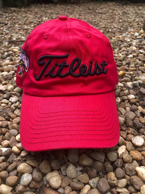 Titleist University of Maryland hat