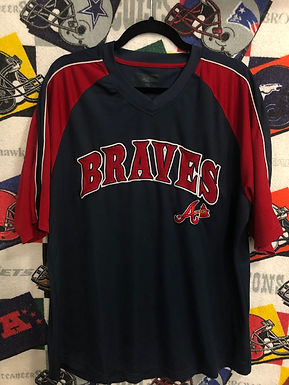Atlanta Braves Jersey shirt XL