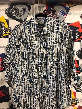 Greg Norman vintage short sleeve XL
