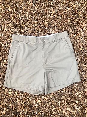 Greg Norman khaki shorts sz 32