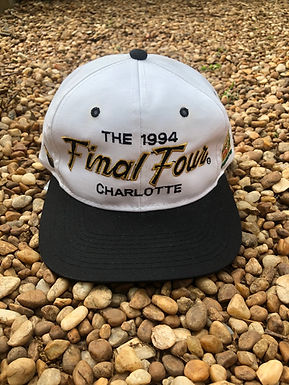 1994 Final Four hat Sport Speciality