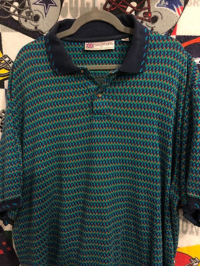 Vintage golf polo 2XL