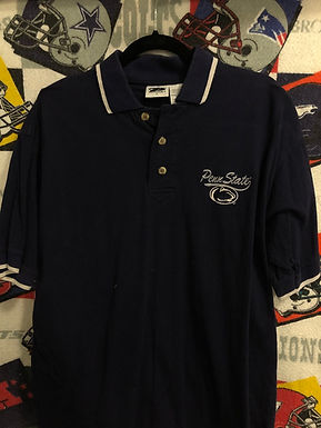 Vintage Penn State polo large