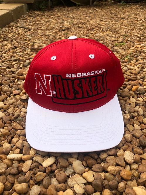 Nebraska Huskers hat