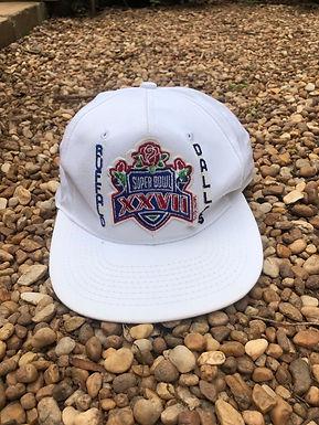 Super Bowl XXVII hat