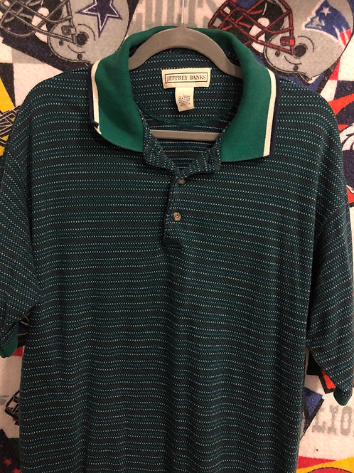 Vintage golf polo Large