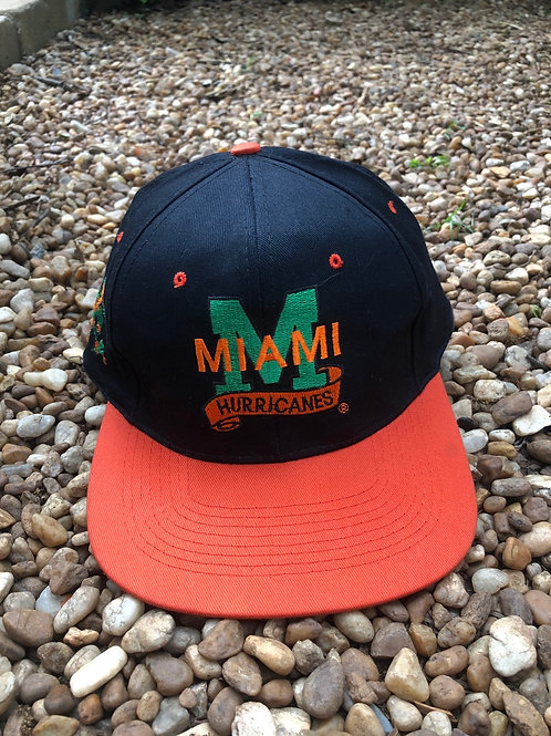 Miami Hurricanes hat