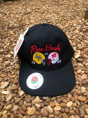 1999 Rose Bowl UCLA v. Wisconsin