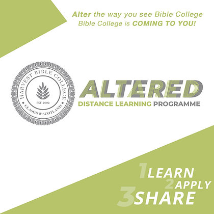 Altered Tuition Payment