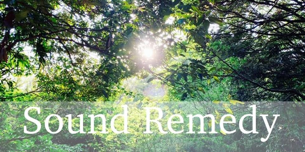 """【イベント】Sound Remedy """"Nada Yoga 〜音とヨガ"""""""