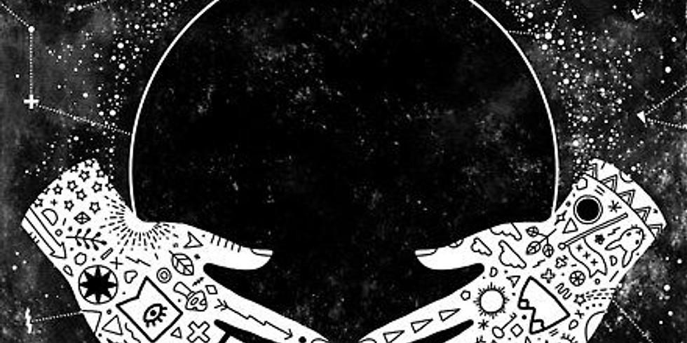 【イベント】新月の月礼拝ヨガと新月のワーク 90分