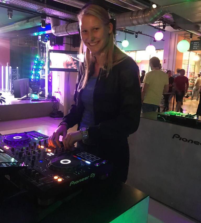 538 DJ Hotel ADE Amsterdam with DJ Jose