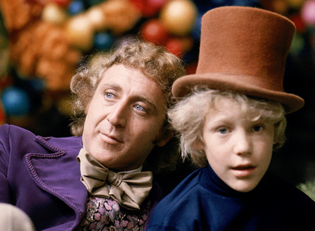 The Parable of Willy Wonka by Vicar A.J. Houseman