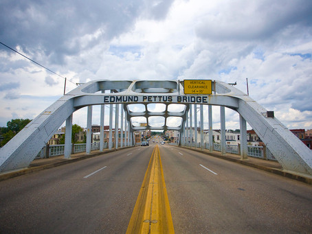 """""""Get Out of the Boat: John Lewis and the Bridge"""" by Vicar A.J. Houseman"""