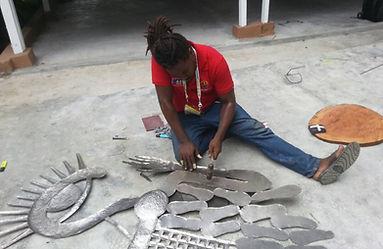 Kayava - Haitian artist