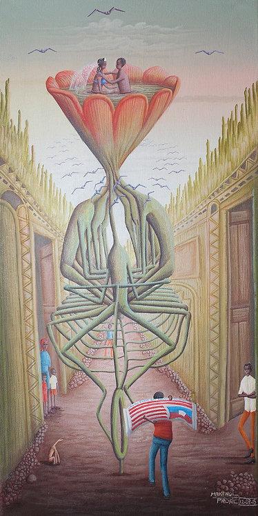 Makenol Profil - Siamese love (25x50cm)