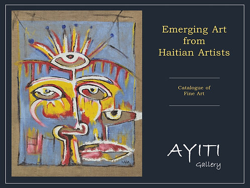 E-catalogue of Haitian fine art