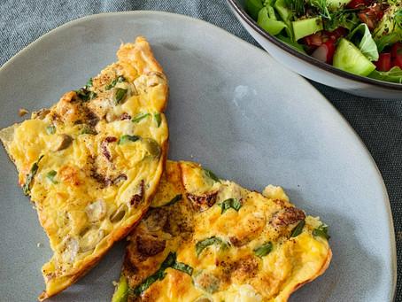 Frittata, czyli śniadanie po włosku