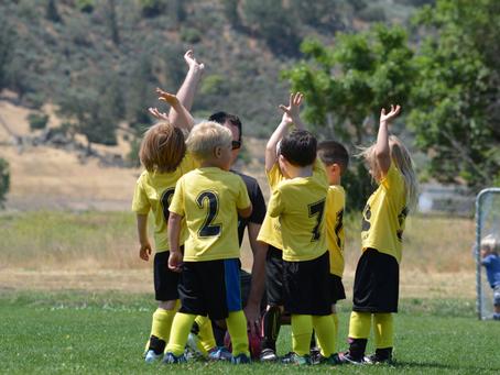 Rozwój małego sportowca