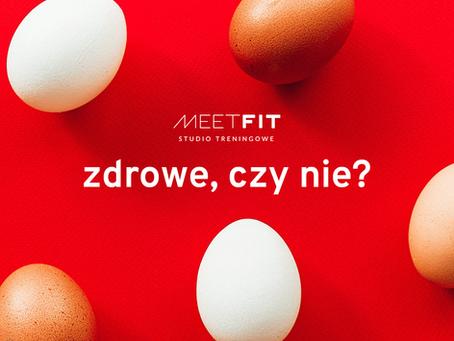 Jajka: zdrowe, czy nie?