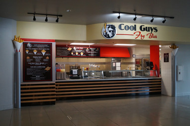Cool Guys Fry Bar