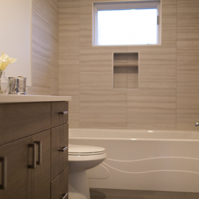 Bathroom Design & Fixture Installation