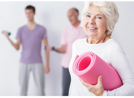 Regence Medicare Supplemental plans include Silver Sneakers gym memberships!