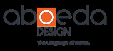 Aboeda Logo black with tagline.png