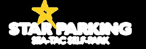 Star Parking Logo Horizontal White FINAL