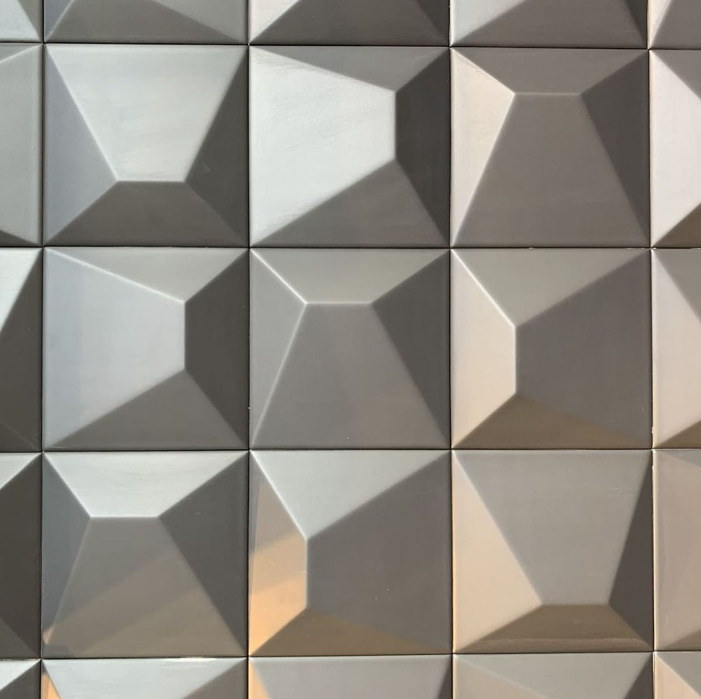 Add an extra dimension to your design (quite literally) with 3D tile!
