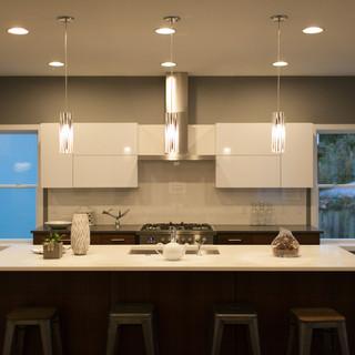 Upper & Lower Cabinetry Installation