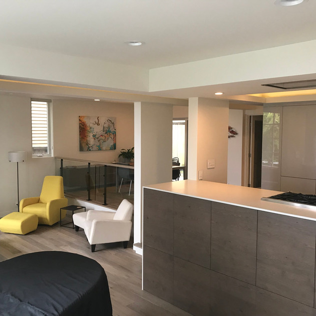 Cabinetry & Countertop Installation
