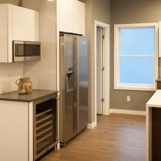 Wine Cooler & Kitchen Installation
