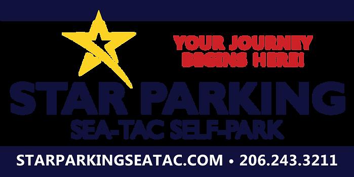 Star Parking Horizontal Banner Journey F