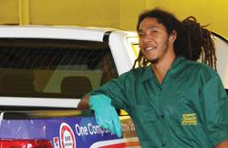 We also offer engine wash services.