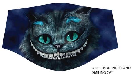 Alice in Wonderland Smiling Cat.png