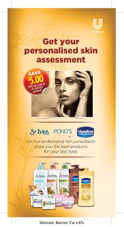 Unilever - Skincare