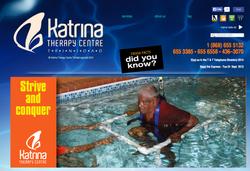 Web site - Katrina Therapy