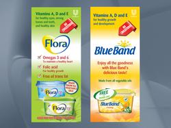 Unilever - Flora & Blue Band