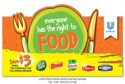 Unilever - World Food Day