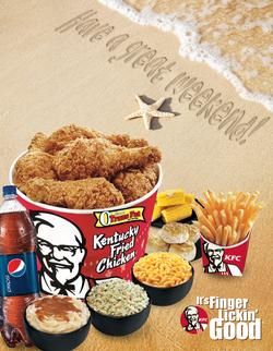 KFC - Easter