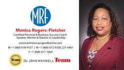 Monica Rogers-Fletcher Call Card