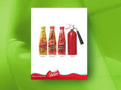 Swiss - Hot sauce