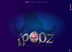 Web site - iPodz