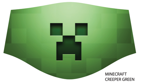 Minecraft Creeper Green.png