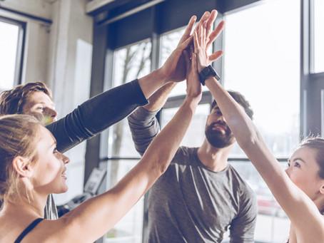 Activités physiques en entreprise