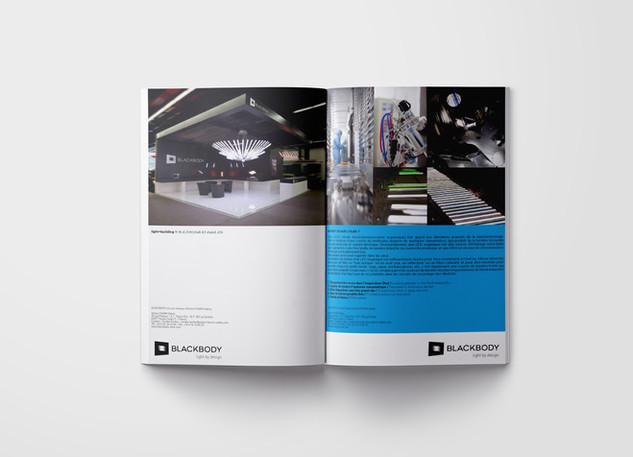 Catalogue et brochure