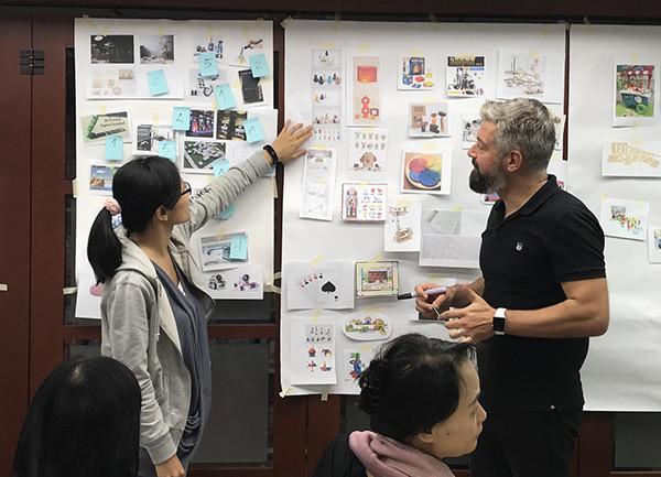 Workshop Identité